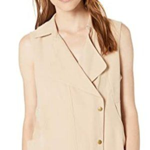 Tops - Women's Overlap Shirt Vest